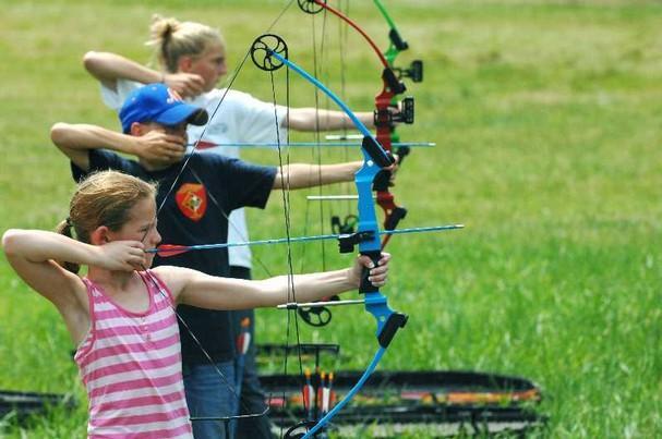 youth archery